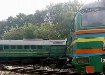 На Хмельниччині локомотив зіткнувся із пасажирським потягом: шестеро травмованих, з яких троє дітей (ФОТО), фото-2