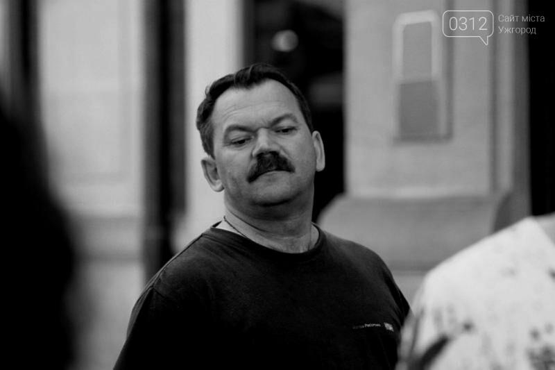 """В Ужгороді на залізничному вокзалі пролунав """"Круглий звук"""": фоторепортаж, фото-3"""