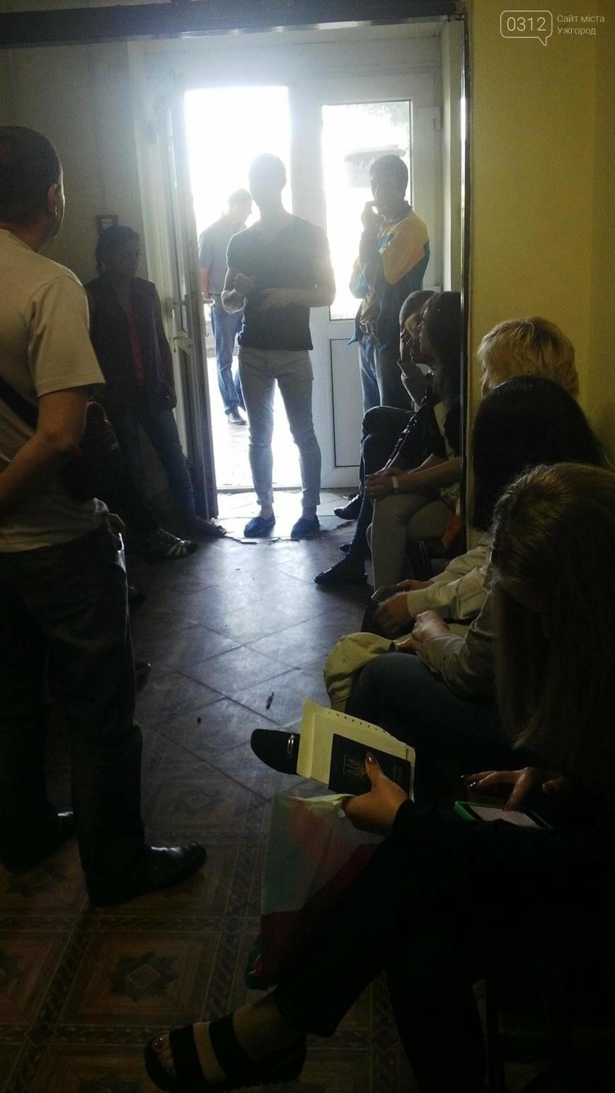 Як в Ужгороді без черги у «списку» зробити закордонний біометричний паспорт: фоторепортаж, фото-5