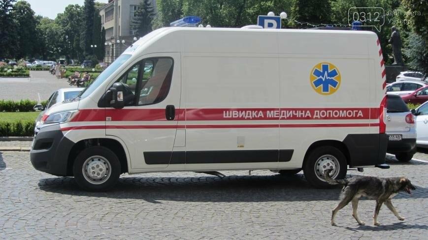 """В Ужгороді медикам на професійне свято презентували 9 швидких """"Сітроєнів"""": фоторепортаж, фото-6"""