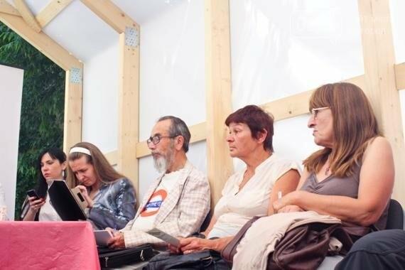 Рандеву ужгородців з Андріївим: кава, бутерброди та дерибан (ФОТОРЕПОРТАЖ), фото-14
