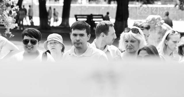 Рандеву ужгородців з Андріївим: кава, бутерброди та дерибан (ФОТОРЕПОРТАЖ), фото-12