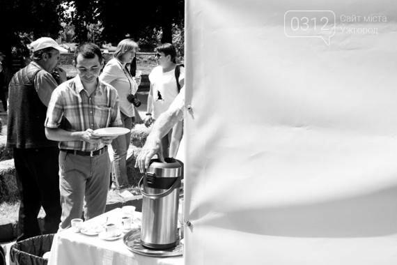 Рандеву ужгородців з Андріївим: кава, бутерброди та дерибан (ФОТОРЕПОРТАЖ), фото-20