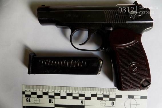 У кафе на Міжгірщині відвідувач відкрив вогонь із пістолета: фото, фото-1