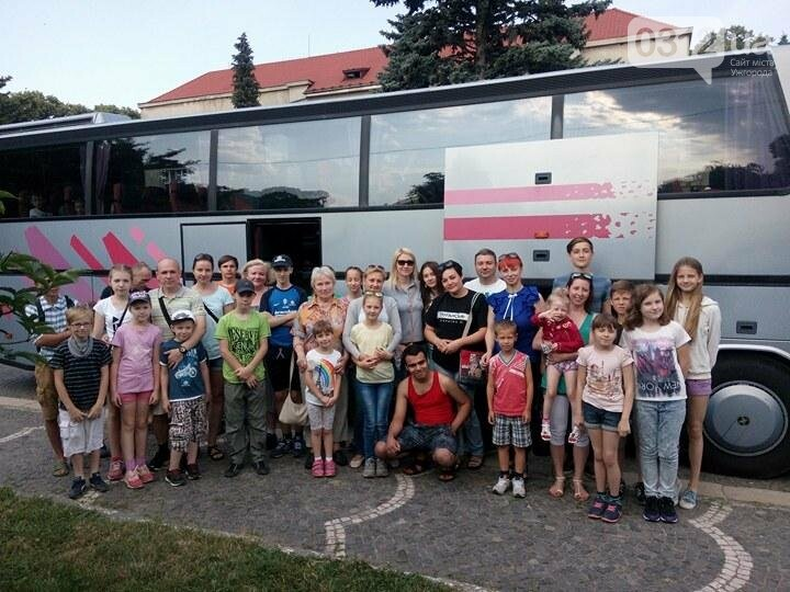 """""""Синевир"""", """"Шипіт"""" і ведмеді: Закарпаттям подорожують півсотні дітей переселенців , фото-1"""