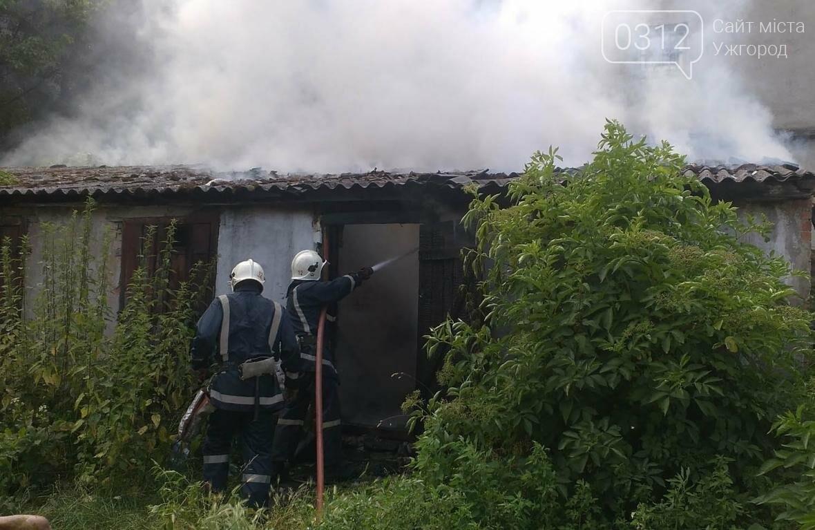 Пожежа у Берегові: через цигарку у чоловіка опіки 2 ступеня важкості, фото-4