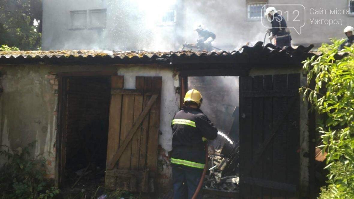 Пожежа у Берегові: через цигарку у чоловіка опіки 2 ступеня важкості, фото-2