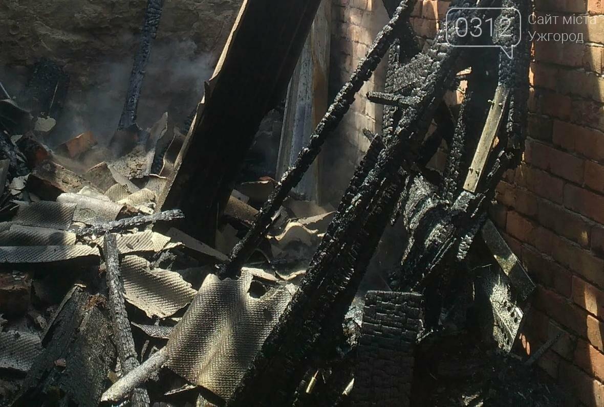 Пожежа у Берегові: через цигарку у чоловіка опіки 2 ступеня важкості, фото-3
