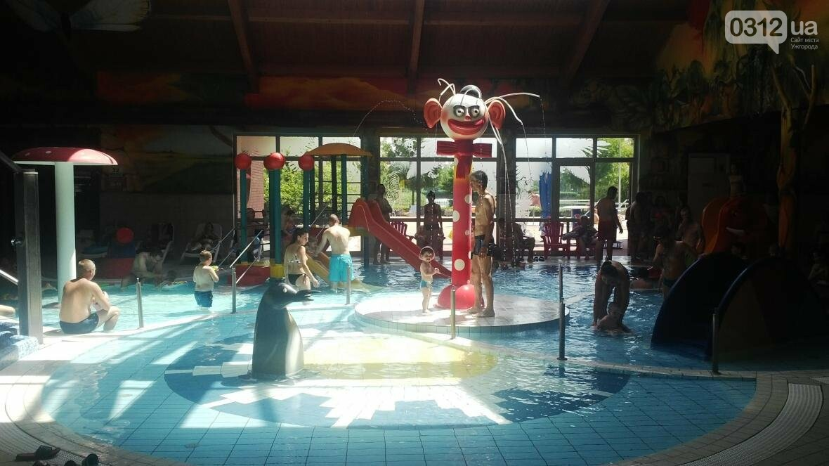 Як ужгородці відпочивають в аквапарку Ніредьгази за 340 гривень: фото і відео, фото-3