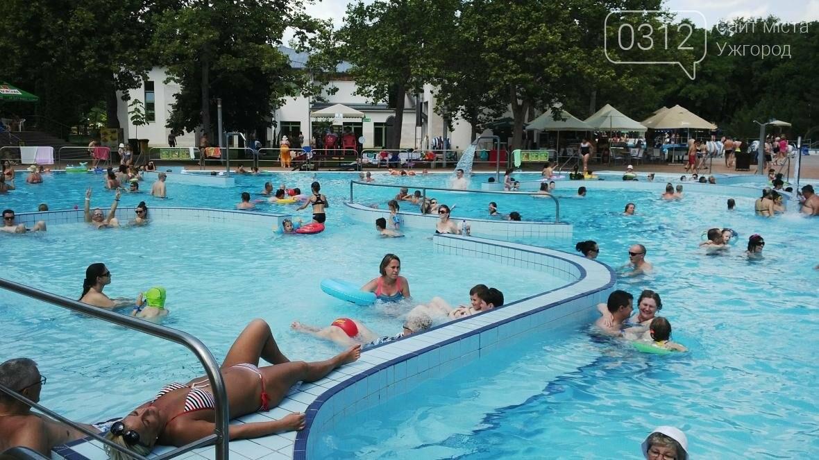 Як ужгородці відпочивають в аквапарку Ніредьгази за 340 гривень: фото і відео, фото-5