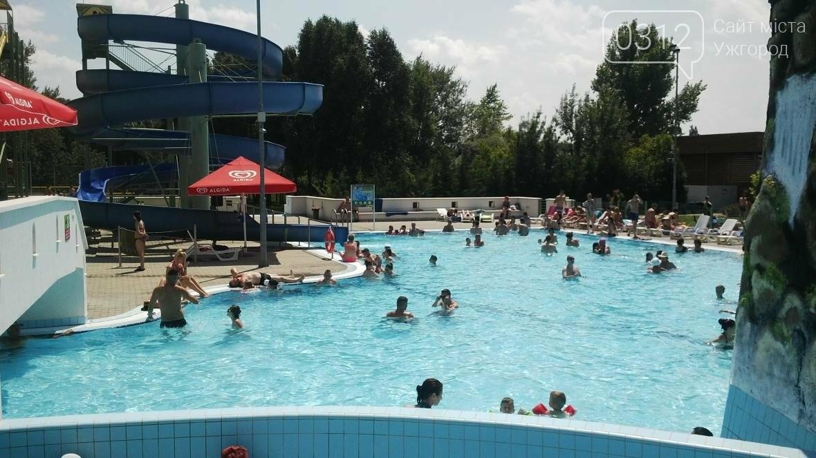 Як ужгородці відпочивають в аквапарку Ніредьгази за 340 гривень: фото і відео, фото-11