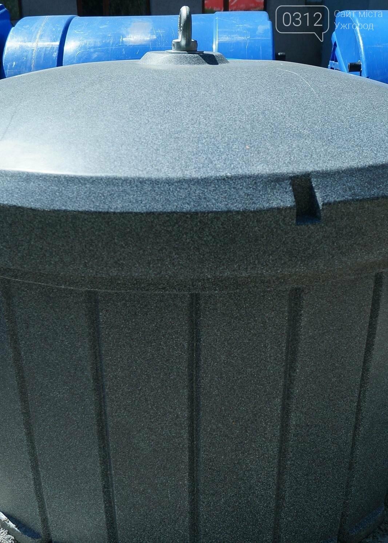 У Мукачеві встановлюють підземні контейнери для сміття: фото, фото-2