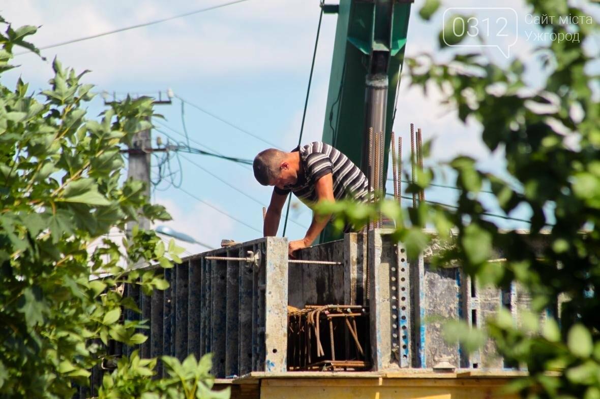 """В Ужгороді на місці """"базарчика"""" біля """"Токіо"""" будують торгово-офісний центр: фото, фото-5"""
