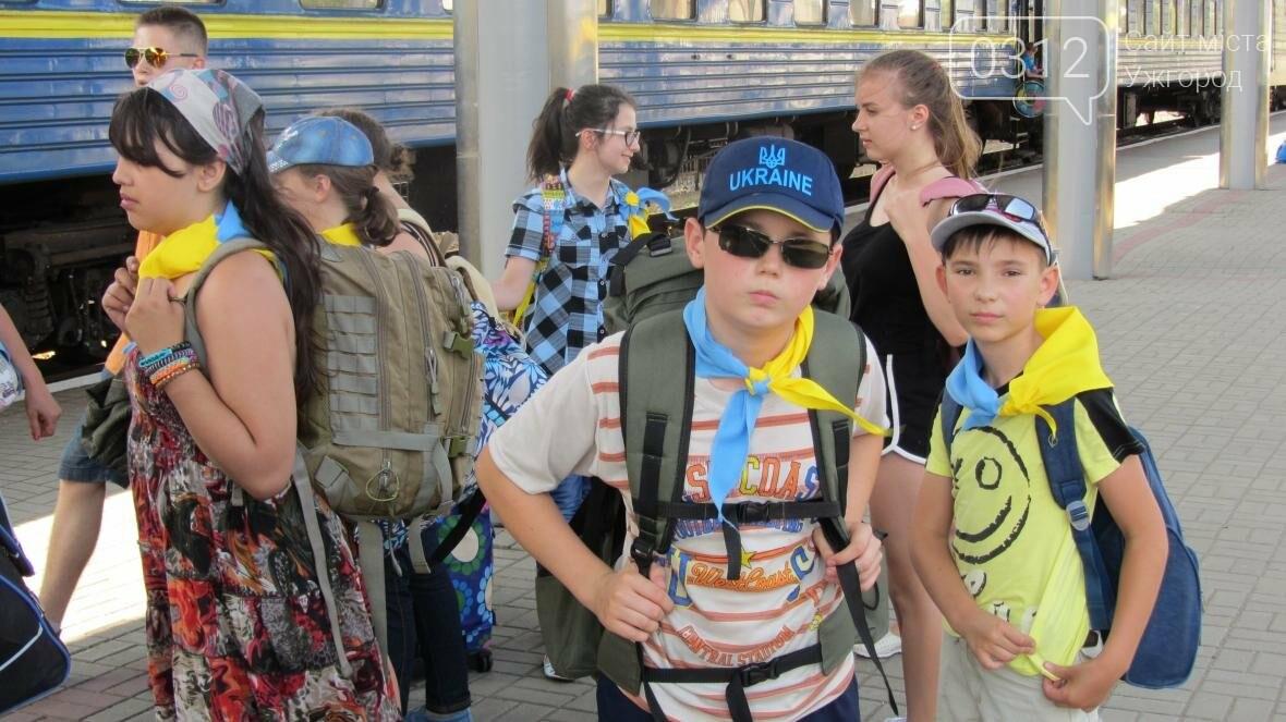 З Ужгорода на відпочинок у Словаччину поїхали 15 дітей-волонтерів та бійців АТО: фото, фото-3