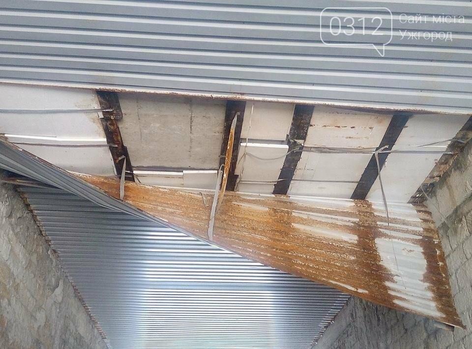 Мешканці Грушевського просять владу звернути увагу на аварійний тунель будинку: фото, фото-3