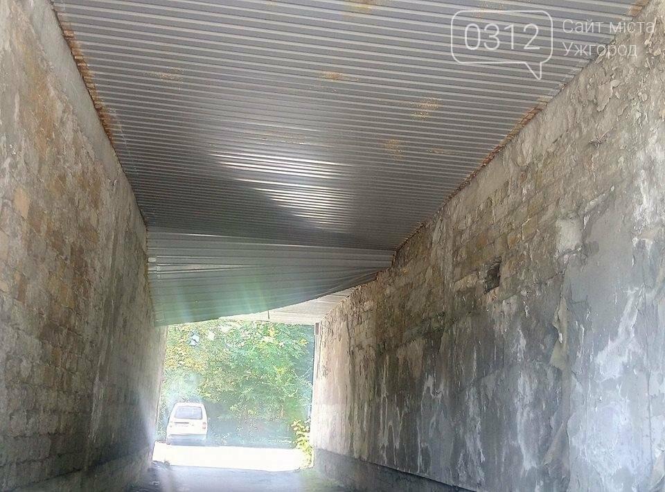 Мешканці Грушевського просять владу звернути увагу на аварійний тунель будинку: фото, фото-4