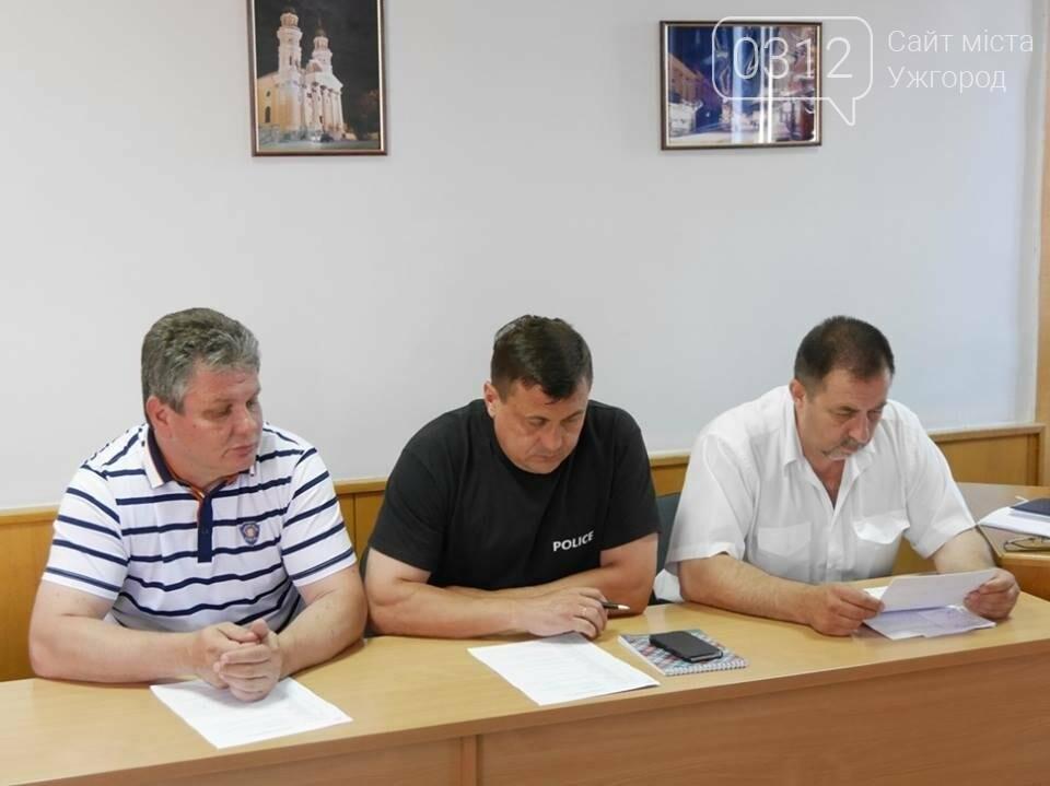 Ужгородська мерія відмовила СБУ у встановленні обмежувача руху на Довженка, фото-3
