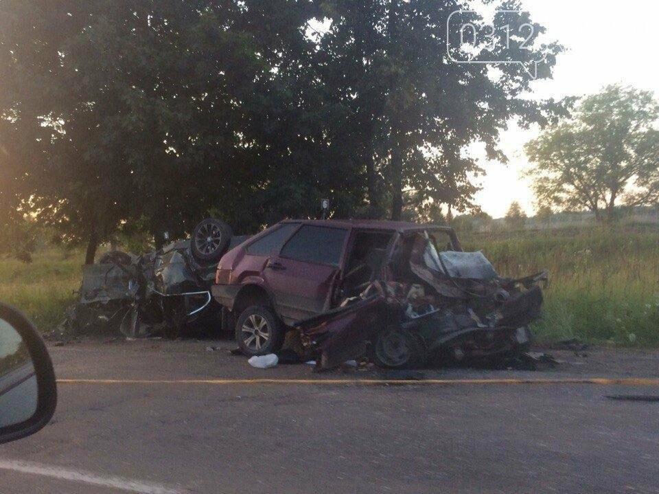 Смертельна ДТП на Закарпатті: загинув поліцейський, водій утік (ФОТО), фото-3