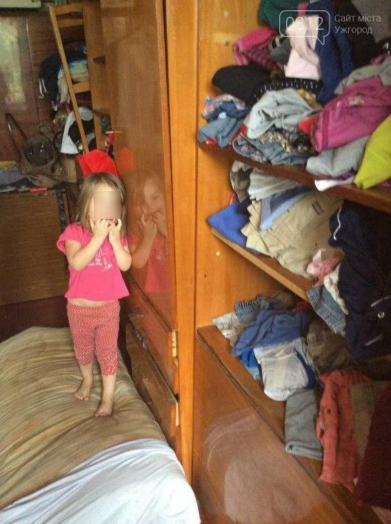 Тиждень не з'являлася вдома: у жінки з Мукачева поліція забрала 6-х дітей (ФОТО), фото-6