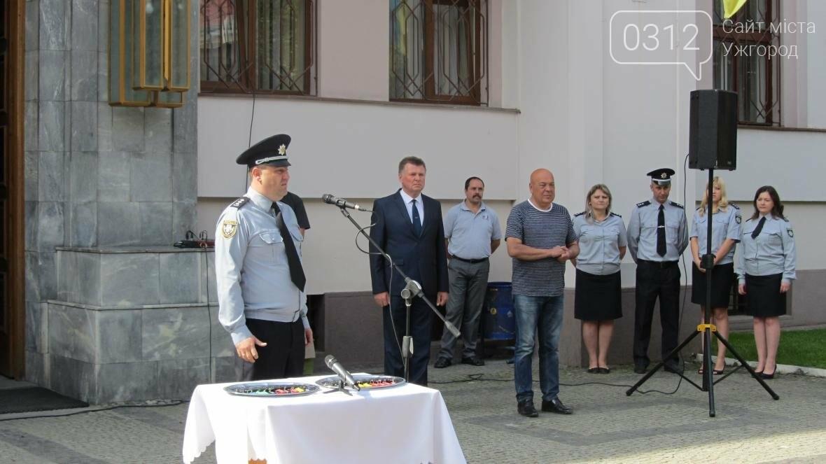 """В Ужгороді поліцейським вручили нові """"Mitsubishi Outlander"""": фото і відео , фото-5"""