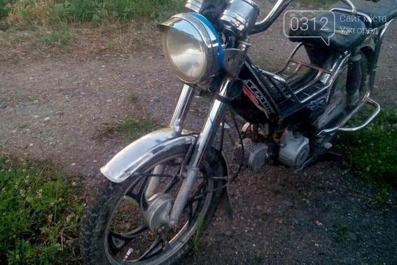 На Закарпатті 16-річний школяр на мотоциклі збив жінку і залишив травмовану на дорозі: фото, фото-1