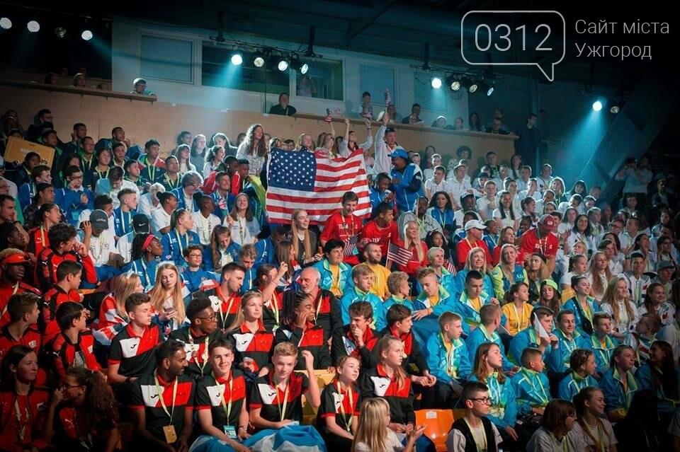 Ужгородці привезли перемогу з Міжнародних дитячих ігор у Каунасі: фоторепортаж, фото-5