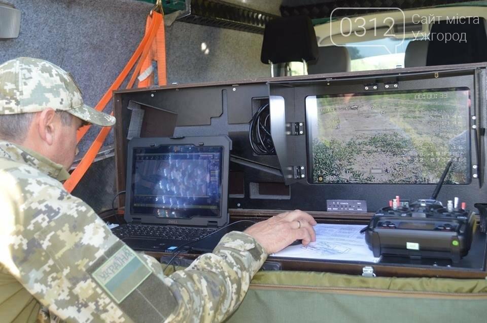 Кордони Закарпаття тепер охоронятимуть безпілотники «Spectator-M»: фото, фото-7