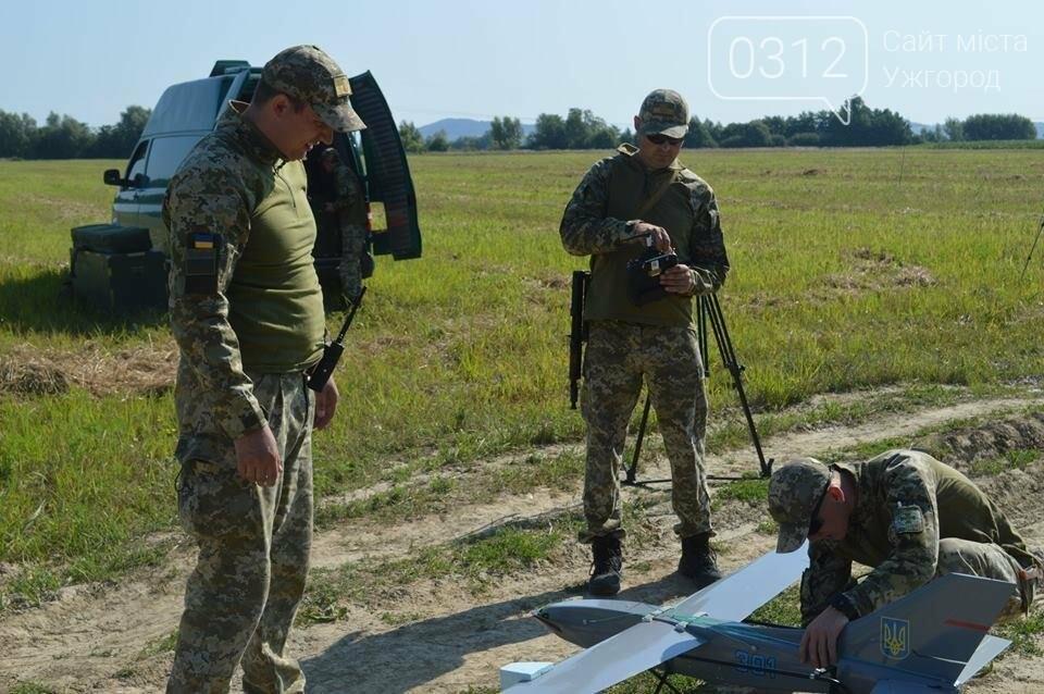 Кордони Закарпаття тепер охоронятимуть безпілотники «Spectator-M»: фото, фото-10