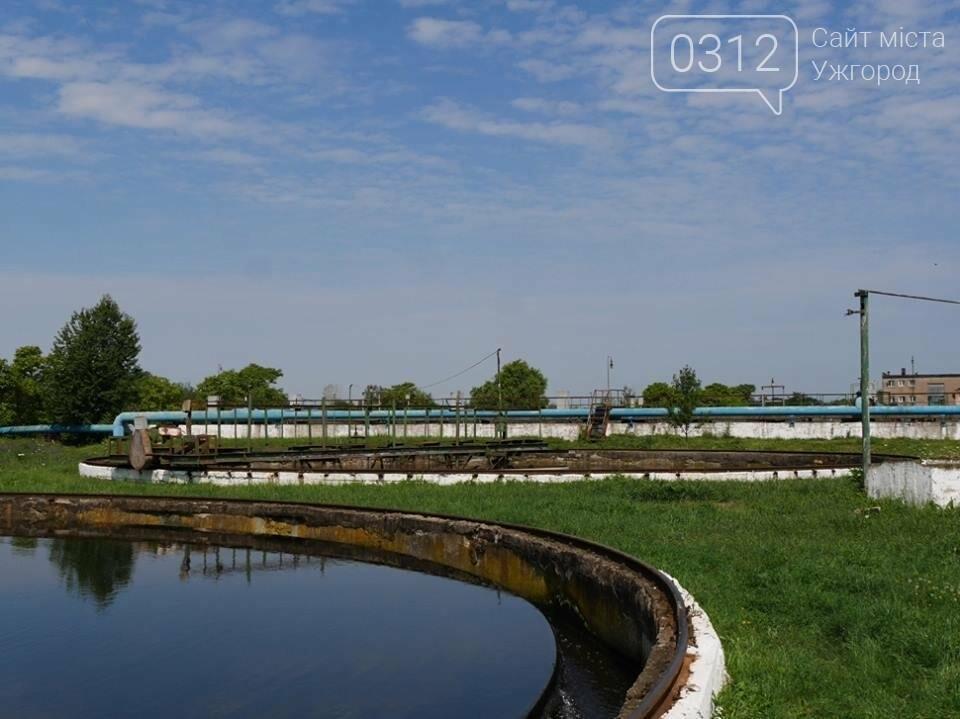 Вода, яку п'ємо: очисні споруди в Ужгороді вичерпали 40-річний ресурс, фото-1