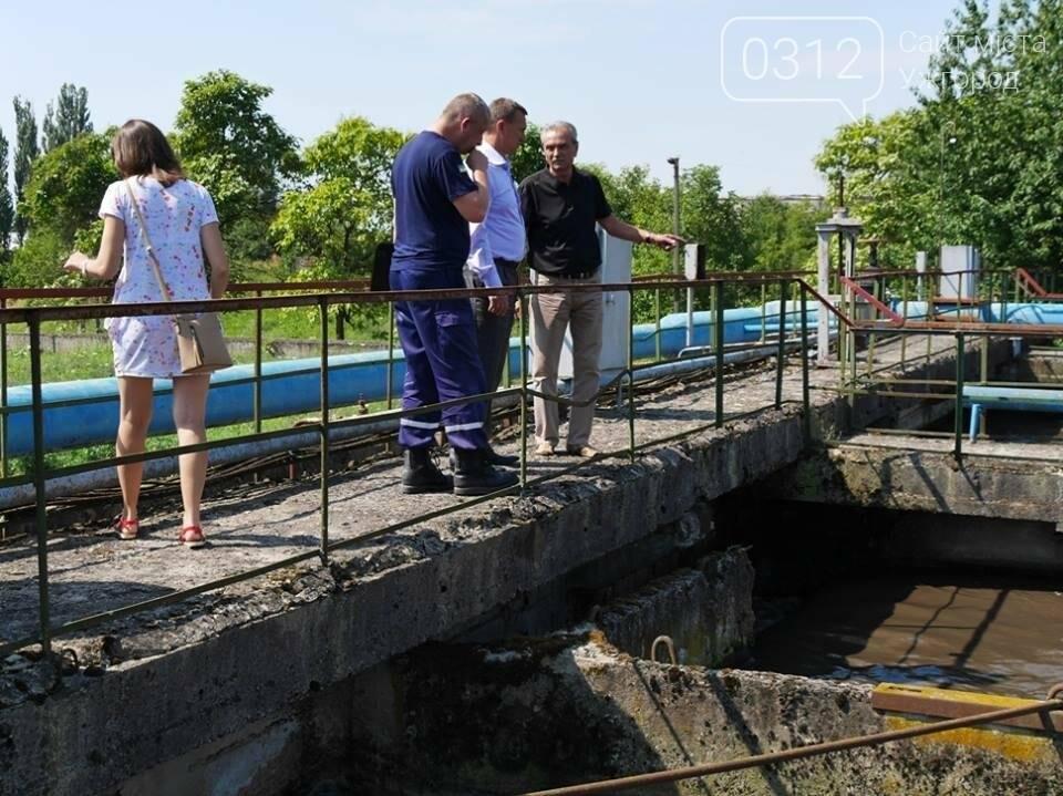 Вода, яку п'ємо: очисні споруди в Ужгороді вичерпали 40-річний ресурс, фото-4