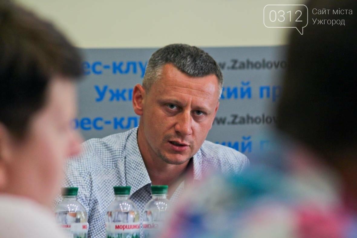 """В Ужгороді розпочала роботу """"Народна платформа розвитку та допомоги"""": фото, фото-10"""