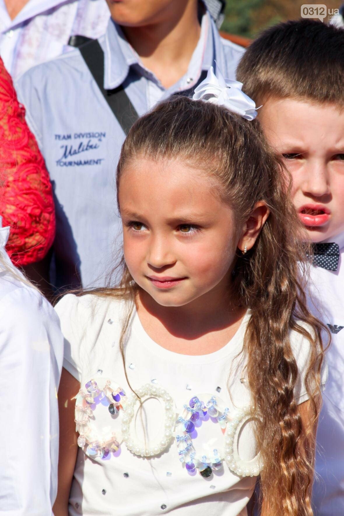 День знань  в ужгородській ЗОШ №3: без позіхань, зате із бабою Ягою (ФОТОРЕПОРТАЖ), фото-5
