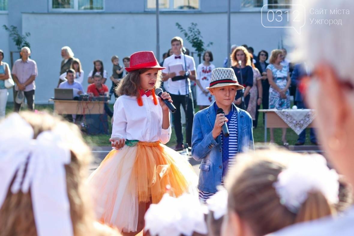 День знань  в ужгородській ЗОШ №3: без позіхань, зате із бабою Ягою (ФОТОРЕПОРТАЖ), фото-17