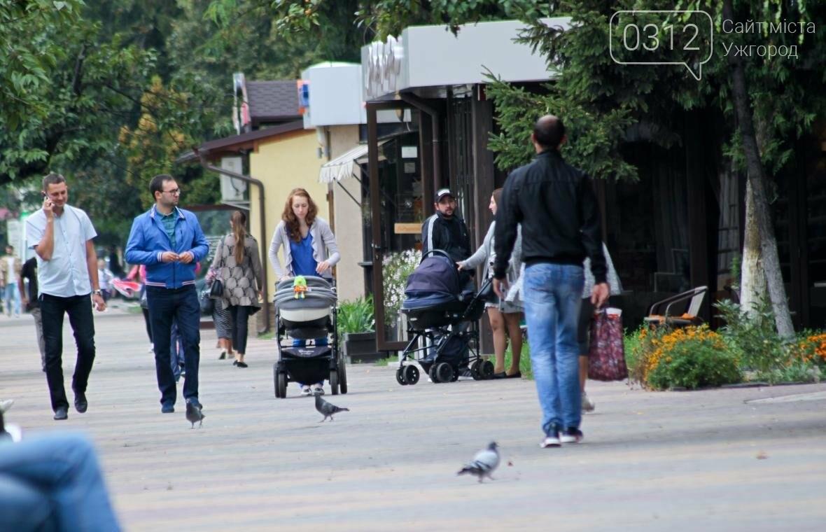Погода на вересень в Ужгороді: до +28 і дощі (ФОТО), фото-4
