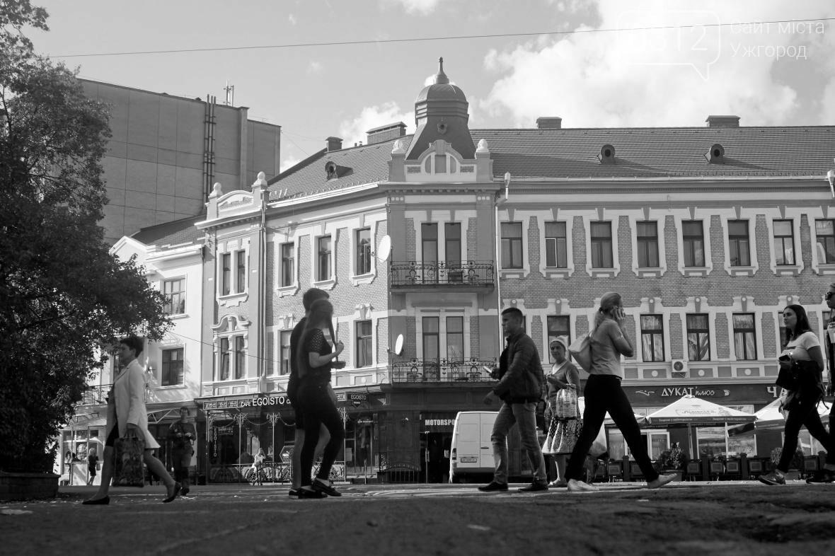 Перекрили, а ремонт не почали: Петефі без автомобілів та з людьми на дорозі (ФОТОРЕПОРТАЖ), фото-14