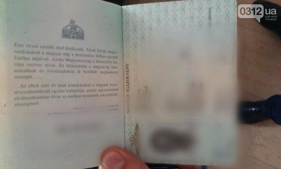 Обшуки у помічника народного депутата із Закарпаття: хабар у 150 тисяч та угорський паспорт (ФОТО), фото-8
