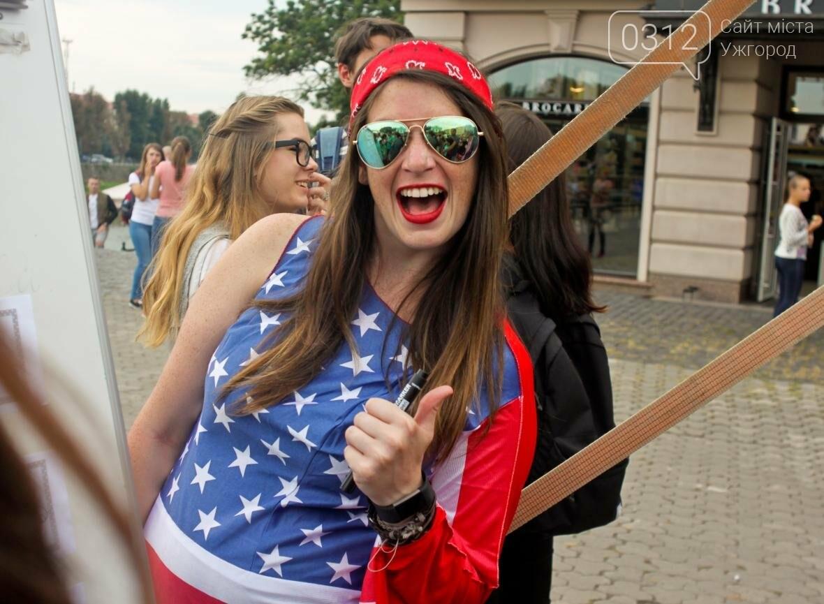Ужгород говорив мовою сердець: на Театральній пройшло мультикультурне свято (ФОТОРЕПОРТАЖ), фото-10