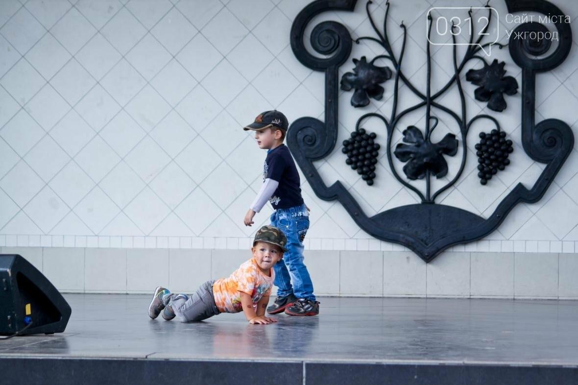 Ужгород говорив мовою сердець: на Театральній пройшло мультикультурне свято (ФОТОРЕПОРТАЖ), фото-22