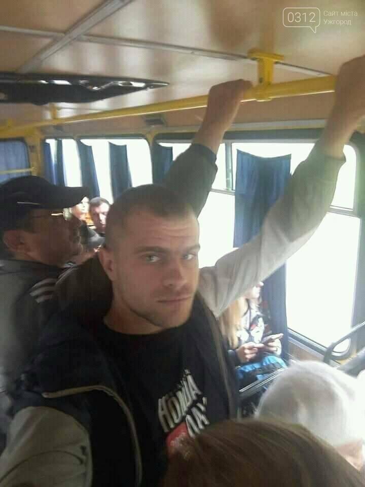 """""""Не подобається, то вилазь!"""": на автобус """"Ужгород-Мукачево"""" військовому продали """"стоячий"""" квиток , фото-4"""