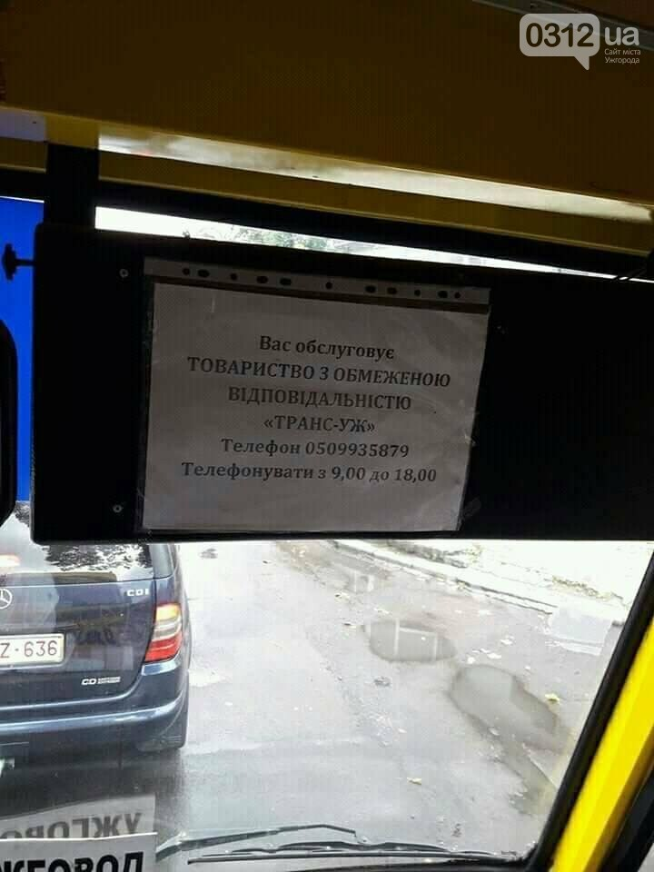 """""""Не подобається, то вилазь!"""": на автобус """"Ужгород-Мукачево"""" військовому продали """"стоячий"""" квиток , фото-3"""