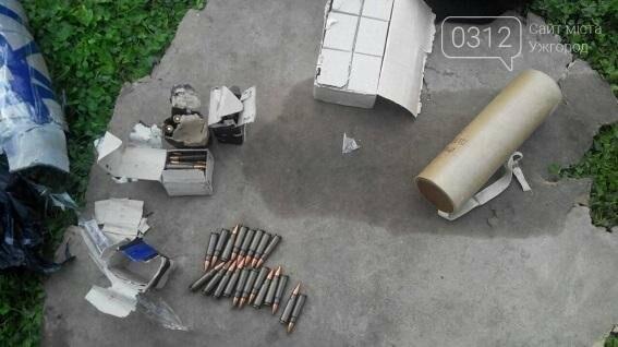 Обшуки у виноградівського бандита: вилучено балаклави, зброю і наркотики (ФОТО), фото-5