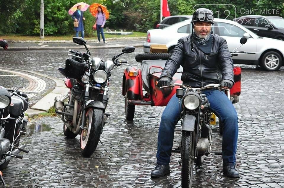 У день народження Ужгорода місто заполонили унікальні мотоцикли (ФОТО, ВІДЕО), фото-3
