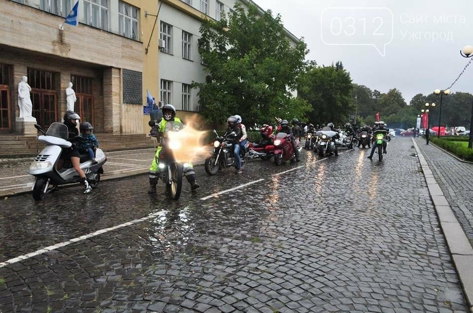 У день народження Ужгорода місто заполонили унікальні мотоцикли (ФОТО, ВІДЕО), фото-5