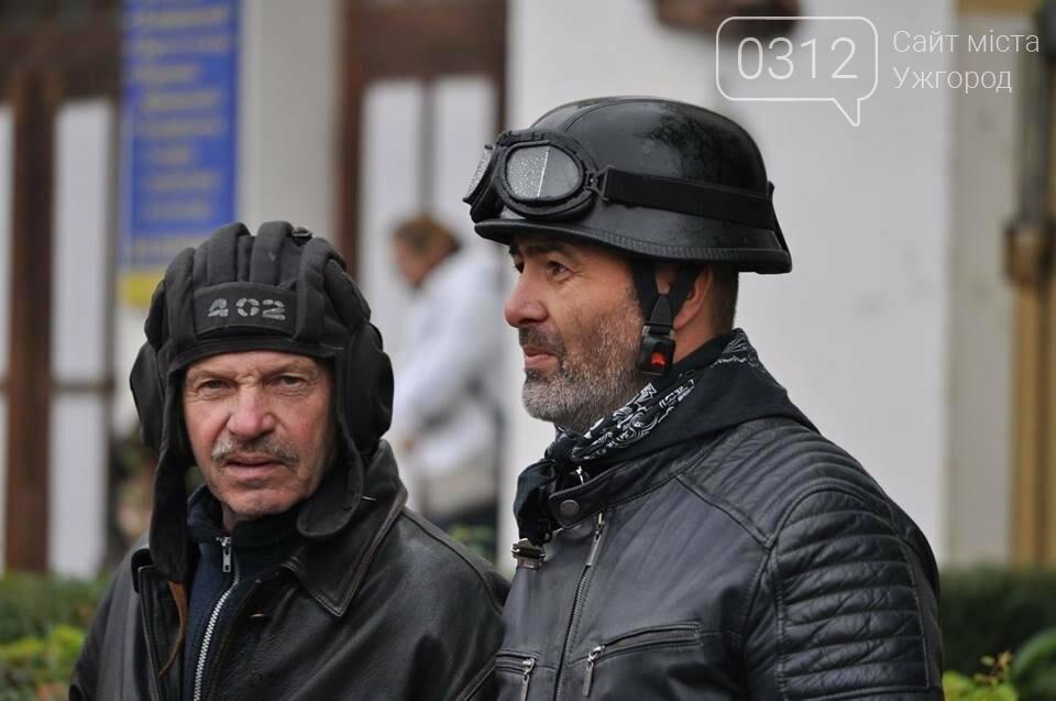 У день народження Ужгорода місто заполонили унікальні мотоцикли (ФОТО, ВІДЕО), фото-2