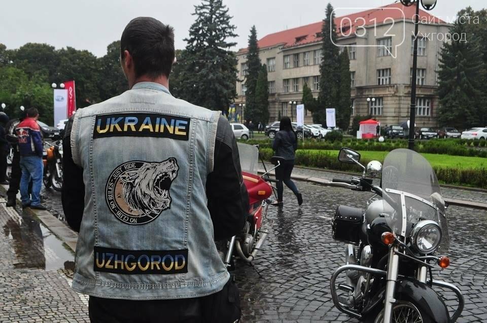 У день народження Ужгорода місто заполонили унікальні мотоцикли (ФОТО, ВІДЕО), фото-8