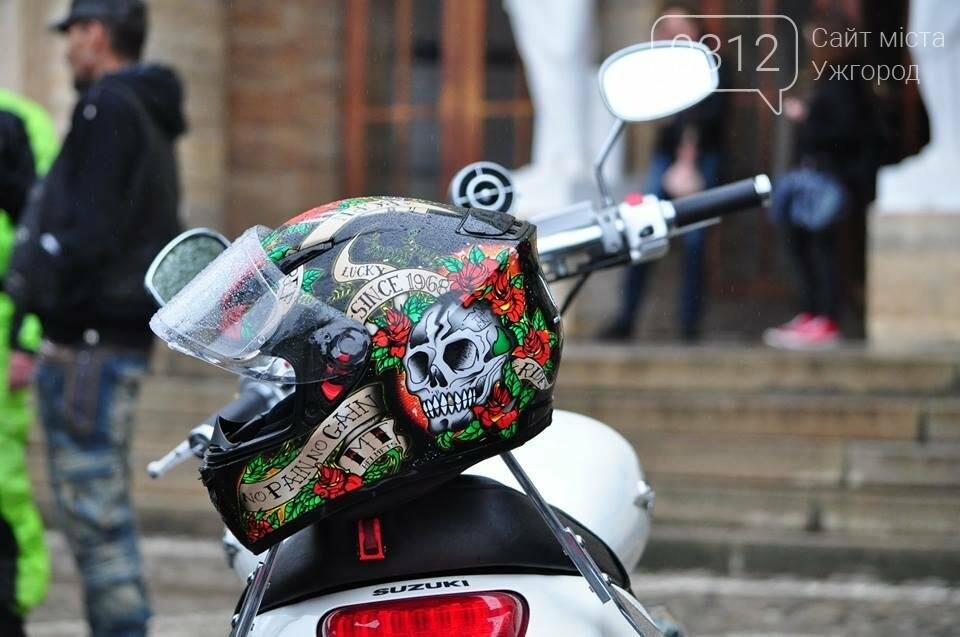 У день народження Ужгорода місто заполонили унікальні мотоцикли (ФОТО, ВІДЕО), фото-6