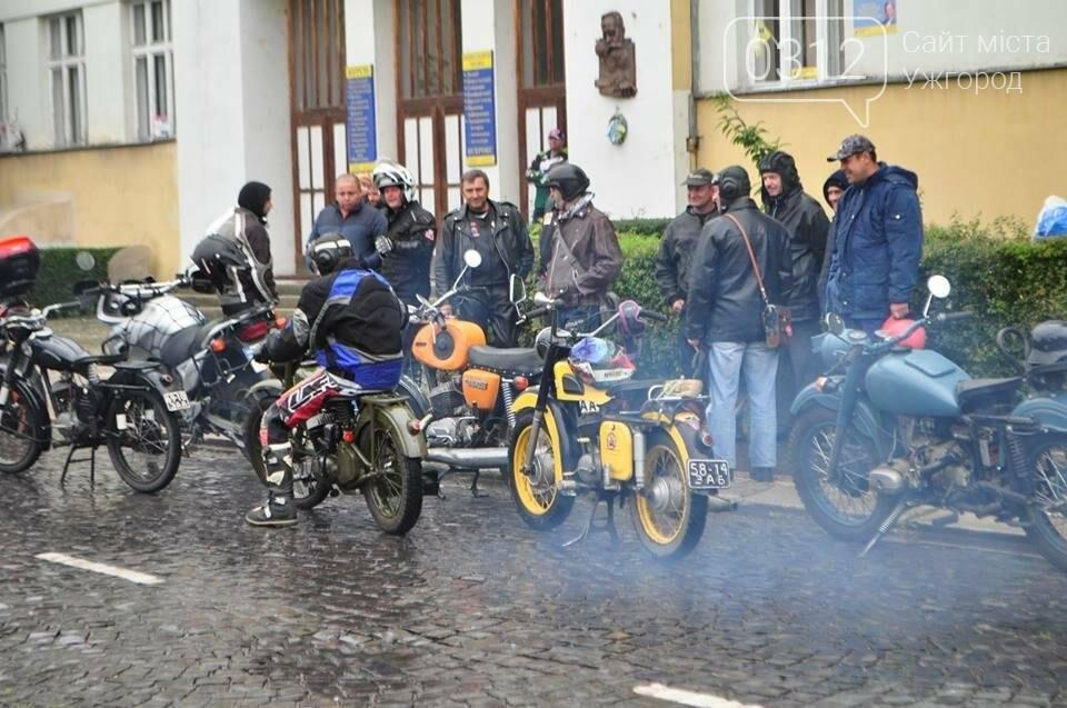 У день народження Ужгорода місто заполонили унікальні мотоцикли (ФОТО, ВІДЕО), фото-7