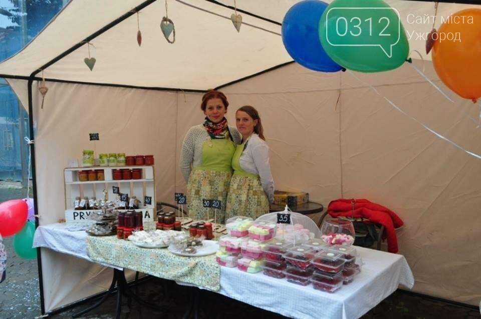Мармелад, карамель і цукерки - в Ужгороді вулиця Волошина стала Солодкою: фоторепортаж, фото-4