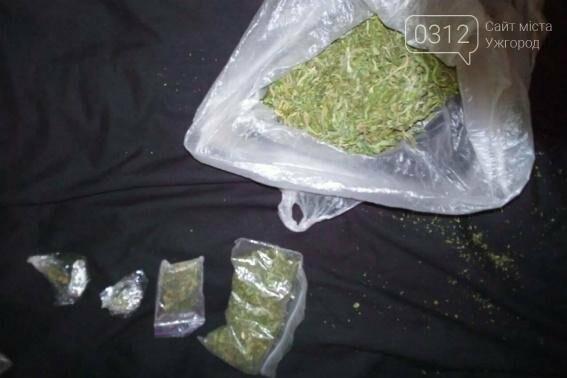 Обшуки у наркоманів Ужгорода: метамфетамін, марихуана і пістолет (ФОТО) , фото-3