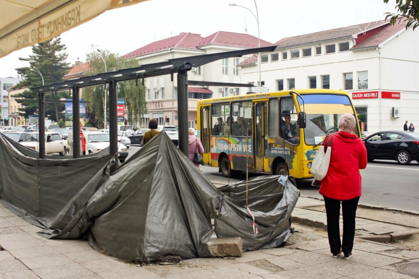Нові зупинки в Ужгороді будуть до неділі, а вай-фай - за 3 тижні, фото-11